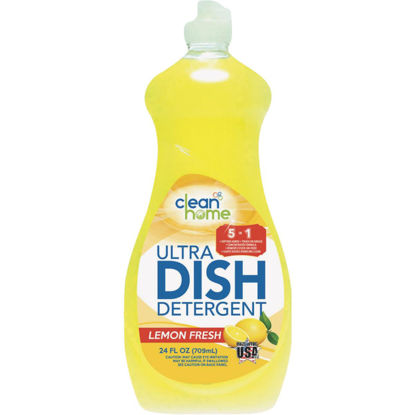 Picture of Clean Home 28 Oz. Liquid Dish Soap