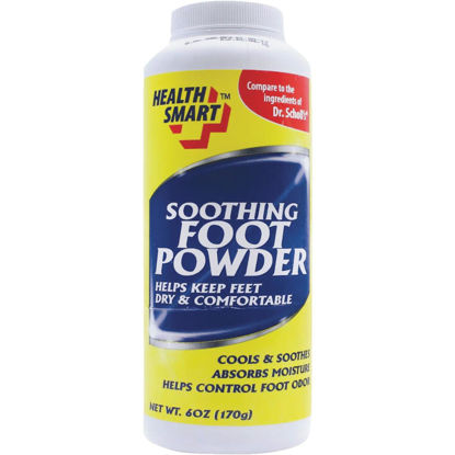 Picture of Health Smart 6 oz Foot Powder