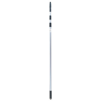 Picture of Unger 3-Stage 11 Ft. Silver Aluminum Telescopic Handle