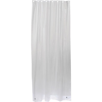 Picture of Zenith 42 In. x 78 In. Frosted Shower Curtain