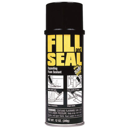 Picture of FILL AND SEAL 12 Oz. Foam Sealant
