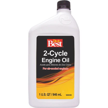 Picture of Do it Best 1 Qt. 16:1 to 50:1 2-Cycle Motor Oil