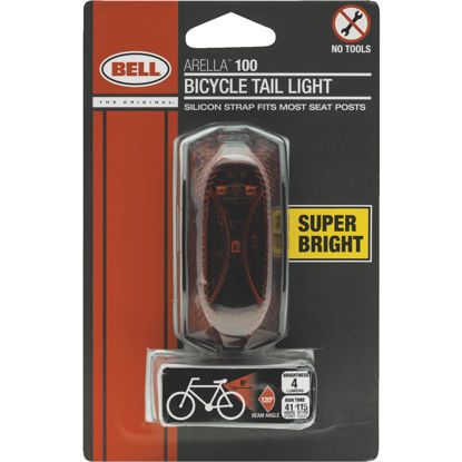 Picture of Bell Sports LED Red Safety Bicycle Brake Light