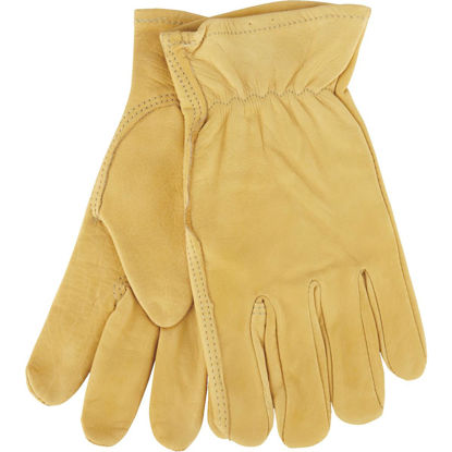 Picture of Do it Best Men's Medium Top Grain Leather Work Glove
