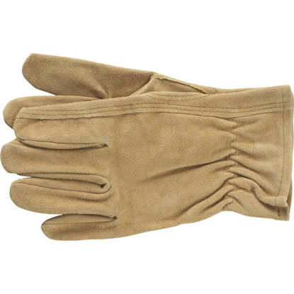 Picture of Do it Best Men's Large Suede Leather Work Glove