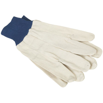 Picture of Do it Men's Large Cotton Canvas Work Glove