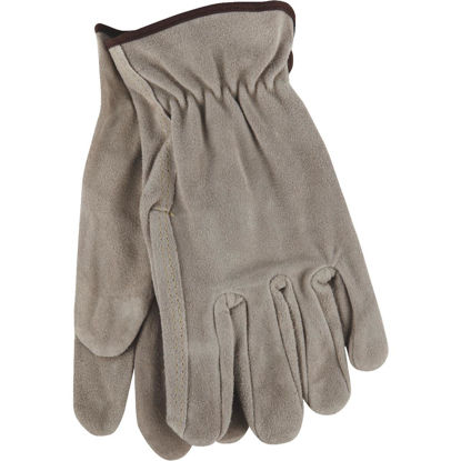 Picture of Do it Men's Large Brushed Suede Leather Work Glove