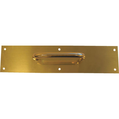 Picture of Tell 5.5 In. Brass Pull Plate