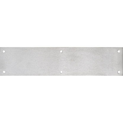 Picture of Tell 3.5 In. x 15 In. Stainless Steel Push Plate
