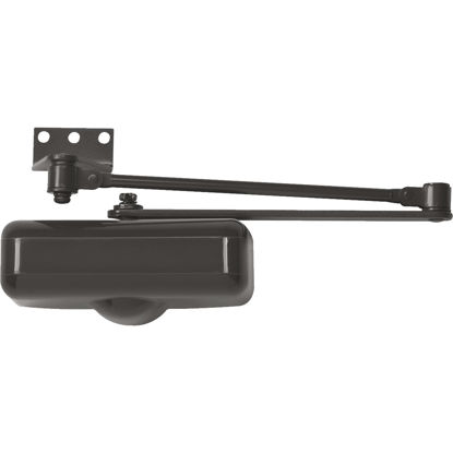 Picture of Tell Brown Grade 3 Residential Door Closer