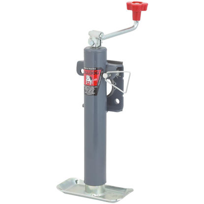 Picture of Bulldog 2000 Lb. Topwind Weld-On Swivel Trailer Jack