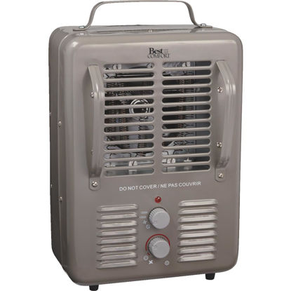Picture of Best Comfort 1500-Watt 120-Volt Milkhouse Heater