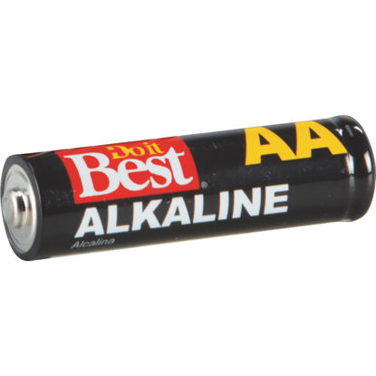 Picture of Do it Best AA Alkaline Battery (16-Pack)