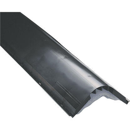 Picture of Air Vent Attic-Aire 48 In. Black Filtered Shingle-Over Ridge Vent