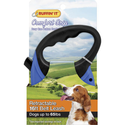Picture of Westminster Pet Ruffin' it Up to 65 Lb. 16 Ft. Cord Retractable Leash