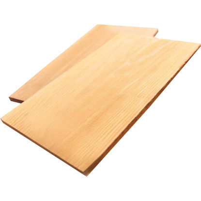 Picture of GrillPro 5-1/4 In. W. x 11-7/8 In. L. x 5/16 In. Thick Cedar Grilling Smoke Plank (2-Pack)