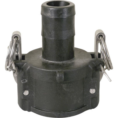 Picture of Apache 2 In. Part C Female Cam and Groove Polypropylene Coupler