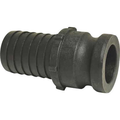 Picture of Apache 2 In. Part E Male Cam and Groove Polypropylene Adapter