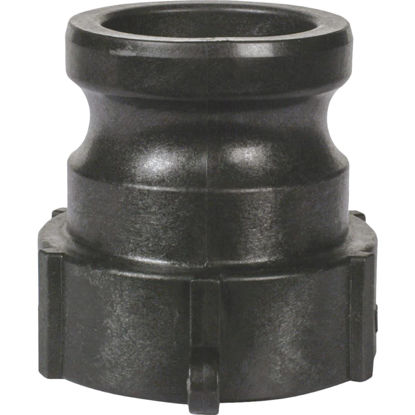 Picture of Apache 2 In. Part A Male Cam and Groove Polypropylene Adapter