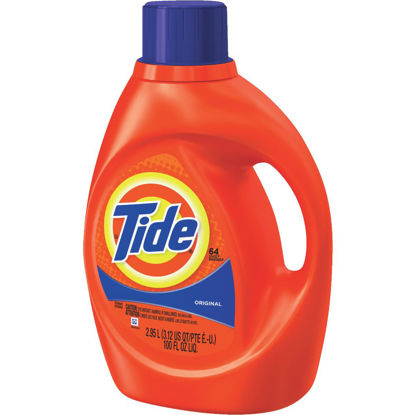 Picture of Tide 100 Oz. 64 Load Liquid Laundry Detergent