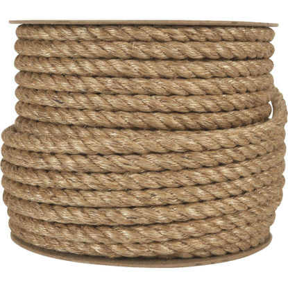 Picture of Do it 5/8 In. x 120 Ft. Tan Manila Fiber Rope