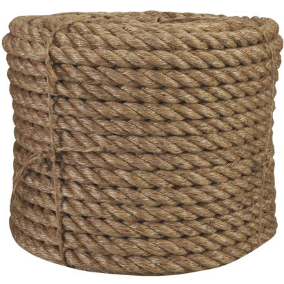 Picture of Do it 1 In. x 300 Ft. Tan Manila Fiber Rope