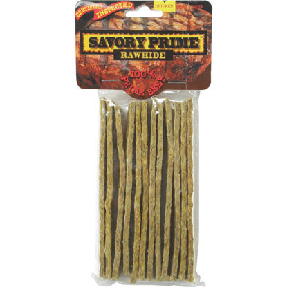 Picture of Savory Prime Chicken Strips 5 In. Rawhide Chew, 12-Pack