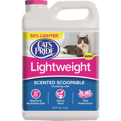 Picture of Cat's Pride 10 Lb. Lightweight Cat Litter