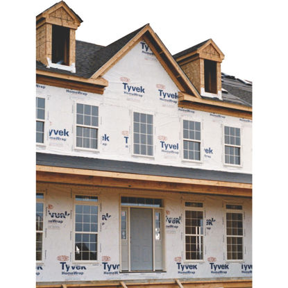 Picture of Dupont Tyvek HomeWrap 3 Ft. x 100 Ft. House Wrap