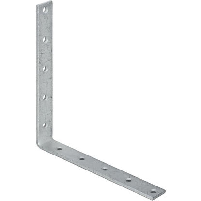 Picture of National Catalog 115 10 In. x 1-1/4 In. Galvanized Corner Brace