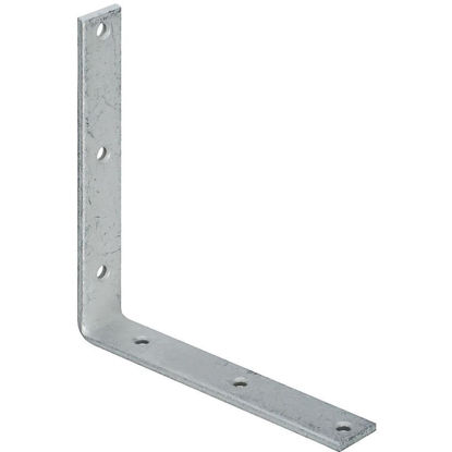 Picture of National Catalog 115 8 In. x 1-1/4 In. Galvanized Corner Brace