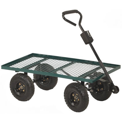 Picture of Best Garden 500 Lb. Steel Garden Cart