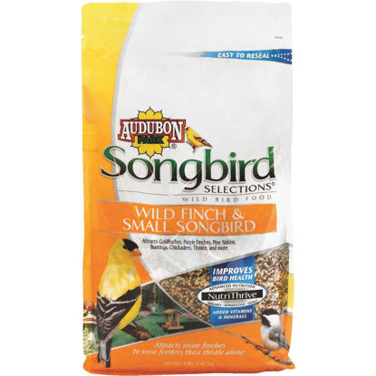 Picture of Audubon Park Songbird Selections 4 Lb. Finch & Small Songbird Wild Bird Seed