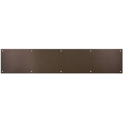 Picture of National 6 In. x 30 In. Antique Bronze Aluminum Kickplate