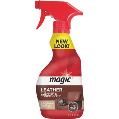 Picture of Magic 14 Oz. Trigger Spray Leather Cleaner & Conditioner