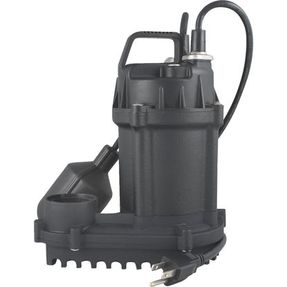 Picture of Do it Best 1/3 HP 115V Cast-Iron Submersible Sump Pump