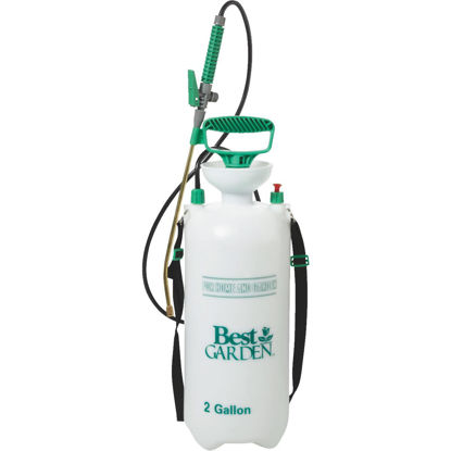 Picture of Best Garden 2 Gal. Tank Sprayer with Brass Wand