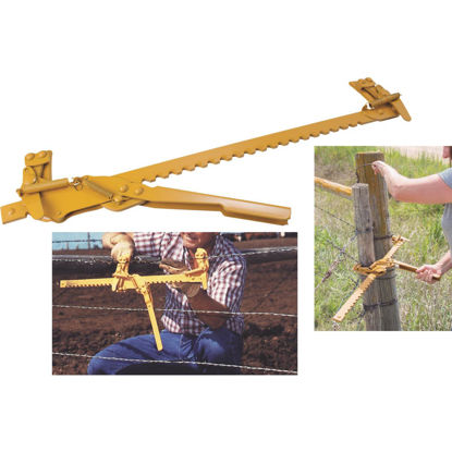 Picture of Goldenrod Ratchet Fence & Wire Stretcher