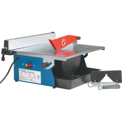 Picture of Project Pro 7 In. Portable Tile Saw