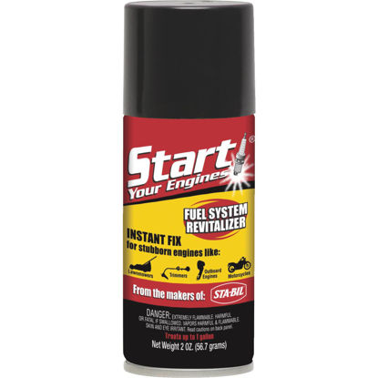 Picture of Start Your Engines 2 Oz. Starting Fluid