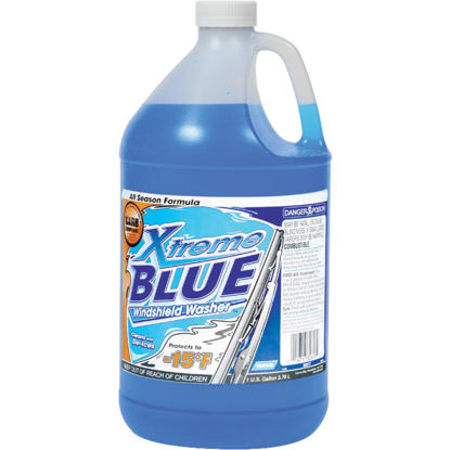 Picture of Camco Xtreme Blue -15 F with Antifreeze Gallon Windshield Washer Fluid
