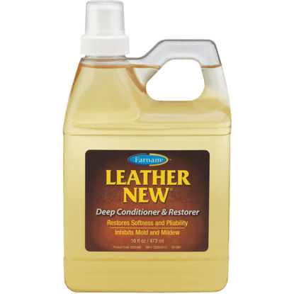 Picture of Farnam Leather New 16 Oz. Leather Care
