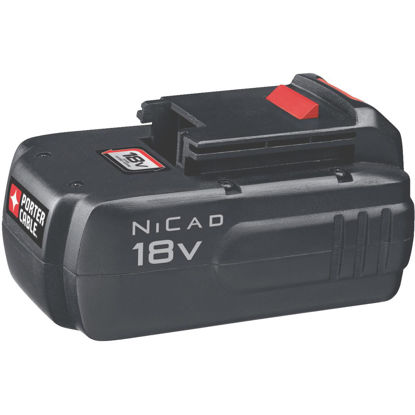 Picture of Porter Cable 18 Volt Nickel-Cadmium 1.5 Ah Tool Battery