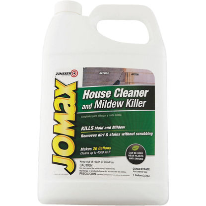 Picture of Zinsser Jomax House Cleaner and Mildew Killer, 1 Gal.