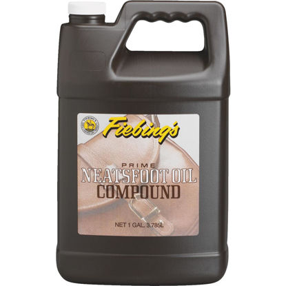 Picture of Fiebing's 1 Gal. Neatsfoot Prime Oil Compound Leather Care