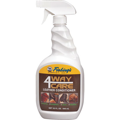 Picture of Fiebing's 4-Way 32 Oz. Trigger Spray Leather Care