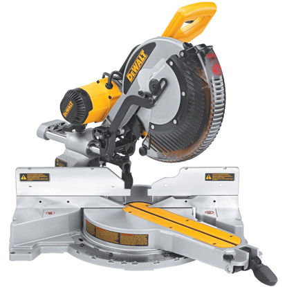 Picture of DeWalt 12 In. 15-Amp Dual-Bevel Sliding Compound Miter Saw