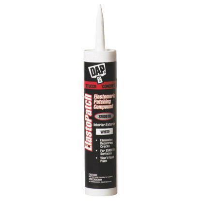 Picture of DAP ElastoPatch 10.1 Oz. White Patching Compound