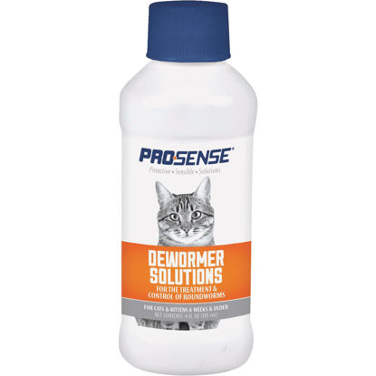 Picture of Pro-Sense 4 Oz. Liquid Dewormer For Cats