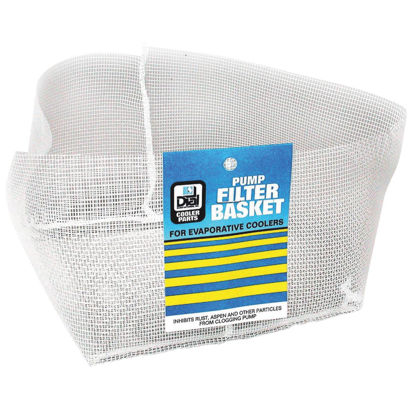 Picture of Dial Polyethylene Mesh Pump Filter Basket